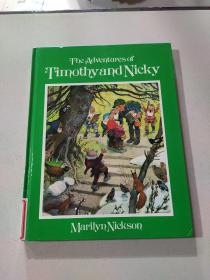 The Adventures of Timothy and Nicky:蒂莫西和尼基的冒险