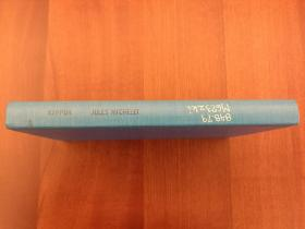 Jules Michele: A Study of Mind and Sensibility(精装,馆藏书)(实拍书影,国内现货)