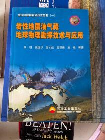 地球物理勘探新技术丛书(1):岩性地层油气藏地球物理勘探技术与应用