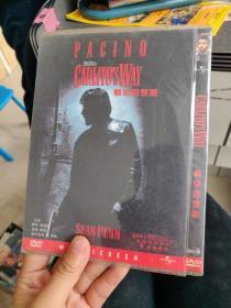 情枭的黎明DVD