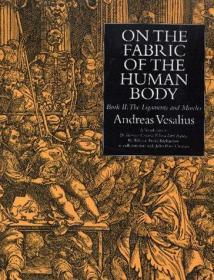 On The Fabric Of The Human Body, Book Ii