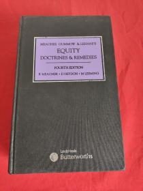 Meagher, Gummow & Lehane's Equity: Doctrines and Remedies (Fourth edition)    (小16开,硬精装)   【详见图】