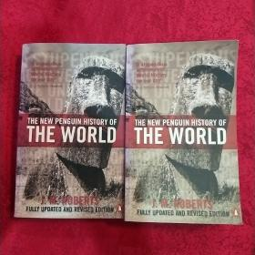 The New Penguin History of the World:Fifth Edition(上下册)