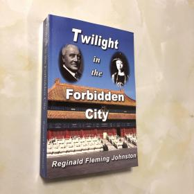 【预定】Twilight in the Forbidden City 紫禁城的黄昏英文版