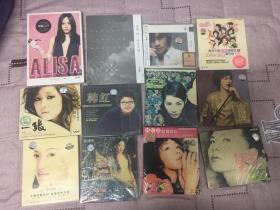 大量专辑CD 看准确有需要才联系我 未拆封 唱片 价格不一