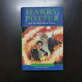 Harry Potter and the Half-Blood Prince 哈利波特与混血王子(精装)英文原版