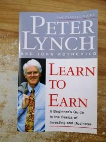 Learn to Earn:A Beginner's Guide to the Basics of Investing and Business