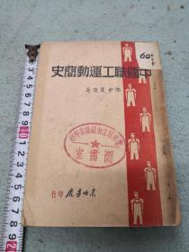 中国职工运动简史