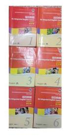 二手 英语专业 综合教程 1-6册 123456册 第二版 学生用书 何兆熊