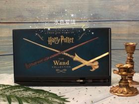哈利波特长老魔杖及魔杖设定集礼盒套装harry potter the wand collection gift set