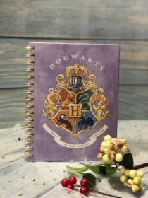 霍格沃茨魔法学校原版螺旋笔记本hogwarts spiral notebook