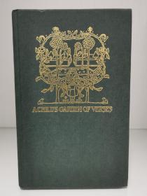 查尔斯·罗宾逊.插图绘本版  《孩子的诗歌花园:罗伯特·路易斯·史蒂文生经典诗集》Child's Garden of Verses by Robert Loyis Stevenson Illustrated by Charles Robinson(英国诗歌)