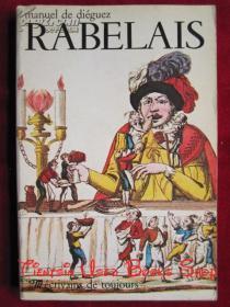 Rabelais(French Edition)拉伯雷传(法语原版 平装本)