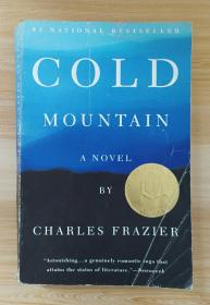 英文原版书 Cold Mountain /Charles Frazier  (Author)