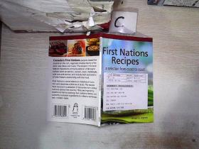 First Nations Recipes 原住民食谱(625)