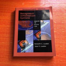 Management Information Systems. 8th ed.管理信息系统