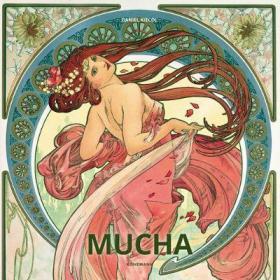 Mucha穆夏,英文原版