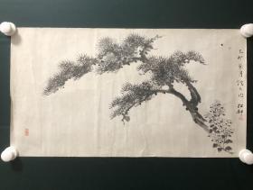 日本回流字画 软片   4409