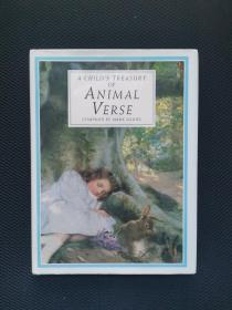 A Child's Treasury of Animal Verse