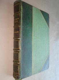 1899年 Kenneth Grahame - Dream Days 格雷厄姆儿童文学经典《梦时光》3/4摩洛哥羊皮豪华精装 配补多张绝美彩图