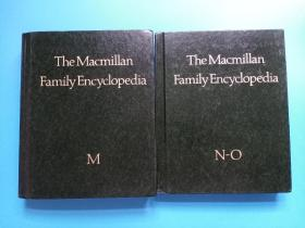 The Macmillan Family Encyclopedia(麦克米伦家族百科全书)【两本合售】