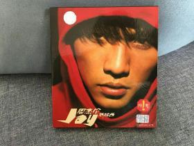 CD 周杰伦 范特西  盘码CA305  小标 拆封 美卡正版 品好
