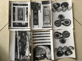 马王堆考古照片
