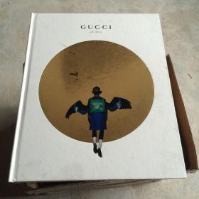 GUCCI gift catalog 2017古驰礼品图录(日本)