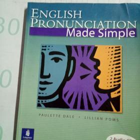 English Pronunciation Made Simple [With 2 CDs](二手前两页微有划线)