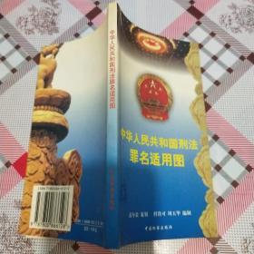 中华人民共和国刑法罪名适用图