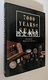 【包邮】7000 Years of Seals