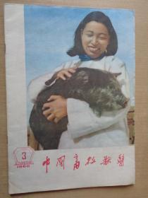 中国畜牧兽医1960年第3期 养猪专辑