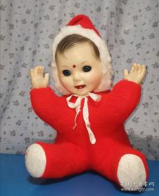 七八十年代老玩具娃娃