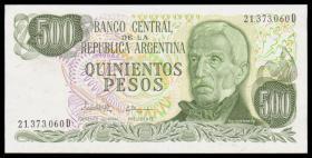 阿根廷500比索(1977-82年版)