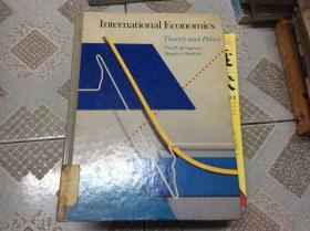 International Economics theory and policy