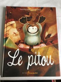 Le pitou 法文绘本 clement lefevre