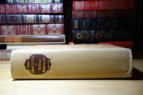 莎士比亚 悲剧 The Tragedies . Heritage Press 厚重 1.66公斤 1362页