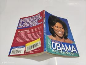 MICHELLE OBAMA MEET THE FIRST LADY   内有少许划线
