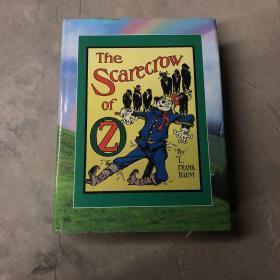英文原版 The Scarecrow of OZ 奥兹国的稻草人