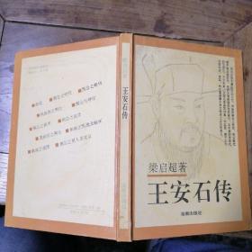 王安石传~1993年7月1版1印 精装