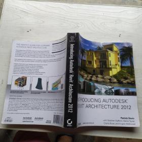 Introducing Autodesk Revit Architecture 2012欧特克Revit建筑导论:美国 Autodesk 公司培训指南