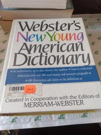 WEBSTERS NEWYOUNG AMERICAN DICTIONARY【有水印】