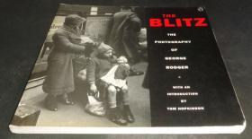 2手英文 The Blitz: The Photography of George Rodger 乔治·罗杰 sdd61