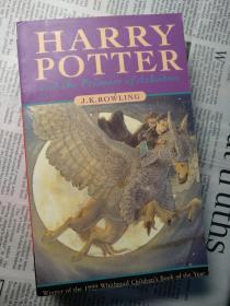 Harry Potter and the Prisoner of Azkaban 哈利波特与阿兹卡班囚徒  英文原版正版
