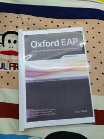 彩色全新 Oxford EAP: Intermediate / B1+ 9780194002011