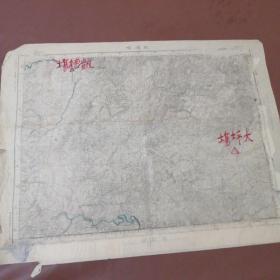 民国地图——凯德场