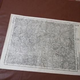 民国地图——甕洞