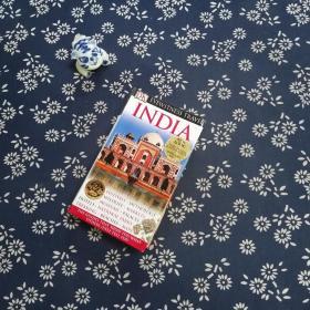 DK Eyewitness Travel Guide:India