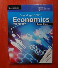 Canbridge IGCSE Economics Workbook  16K