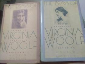 essays of woolf vol1 vol2